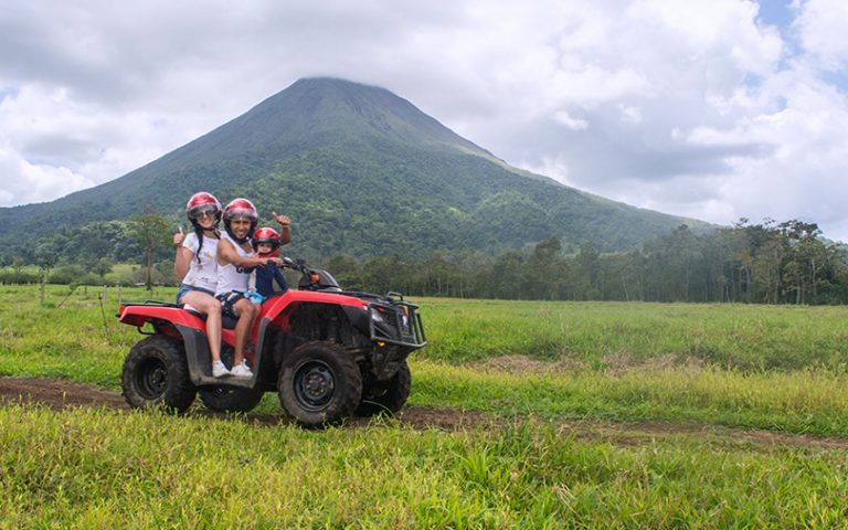 Arenal Volcano ATV